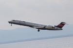 ANA744Foreverさんが、中部国際空港で撮影したアイベックスエアラインズ CL-600-2C10 Regional Jet CRJ-702ERの航空フォト(写真)