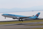 ANA744Foreverさんが、中部国際空港で撮影した大韓航空 A330-323Xの航空フォト(写真)