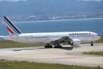 水月さんが、関西国際空港で撮影したエールフランス航空 777-228/ERの航空フォト(写真)