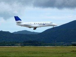 frankさんが、新石垣空港で撮影した宇宙航空研究開発機構 680 Citation Sovereignの航空フォト(飛行機 写真・画像)