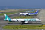 kix-booby2さんが、関西国際空港で撮影したエアソウル A321-231の航空フォト(写真)