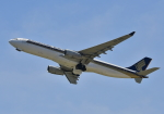 kix-booby2さんが、関西国際空港で撮影したシンガポール航空 A330-343Xの航空フォト(写真)