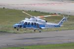 キイロイトリさんが、関西国際空港で撮影した海上保安庁 S-76Dの航空フォト(写真)