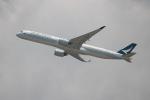 OMAさんが、香港国際空港で撮影したキャセイパシフィック航空 A350-1041の航空フォト(写真)