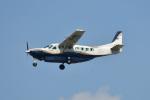 ポン太さんが、スワンナプーム国際空港で撮影したJARAS AVIATION  208 Caravan Iの航空フォト(写真)