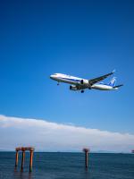 junsanさんが、山口宇部空港で撮影した全日空 A321-272Nの航空フォト(写真)