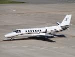 FT51ANさんが、神戸空港で撮影した中日本航空 560 Citation Vの航空フォト(写真)