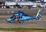 LOTUSさんが、伊丹空港で撮影した兵庫県警察 EC155B1の航空フォト(写真)