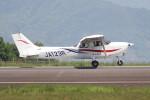 utarou on NRTさんが、高松空港で撮影した岡山航空 172R Skyhawk IIの航空フォト(写真)