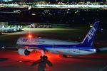 よしぱるさんが、羽田空港で撮影した全日空 787-9の航空フォト(写真)