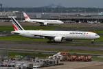 幻想航空 Air Gensouさんが、羽田空港で撮影したエールフランス航空 777-328/ERの航空フォト(写真)
