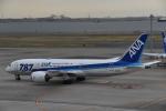 美月推しさんが、羽田空港で撮影した全日空 787-8 Dreamlinerの航空フォト(写真)
