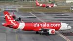 westtowerさんが、クアラルンプール国際空港で撮影したエアアジア A320-251Nの航空フォト(写真)