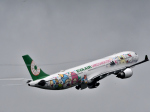 吉田高士さんが、成田国際空港で撮影したエバー航空 A330-302Xの航空フォト(写真)