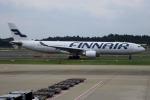 Hiro-hiroさんが、成田国際空港で撮影したフィンエアー A330-302Xの航空フォト(写真)