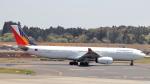 誘喜さんが、成田国際空港で撮影したフィリピン航空 A330-343Xの航空フォト(写真)