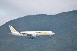 溝川 眞司さんが、HONGKONGで撮影したアエロ・ロジック 777-F6Nの航空フォト(飛行機 写真・画像)