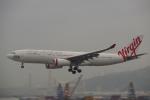 JA8037さんが、香港国際空港で撮影したヴァージン・オーストラリア A330-243の航空フォト(写真)