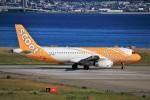 T.Sazenさんが、関西国際空港で撮影したスクート A320-232の航空フォト(飛行機 写真・画像)