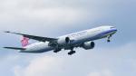 パンダさんが、成田国際空港で撮影したチャイナエアライン 777-36N/ERの航空フォト(写真)
