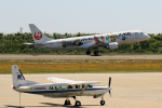 syo12さんが、函館空港で撮影したアジア航測 208 Caravan Iの航空フォト(写真)