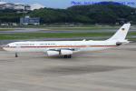 いおりさんが、福岡空港で撮影したドイツ空軍 A340-313Xの航空フォト(写真)