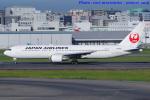 いおりさんが、福岡空港で撮影した日本航空 767-346/ERの航空フォト(写真)