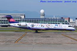 いおりさんが、福岡空港で撮影したアイベックスエアラインズ CL-600-2C10 Regional Jet CRJ-702ERの航空フォト(写真)