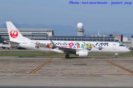 いおりさんが、福岡空港で撮影したジェイ・エア ERJ-190-100(ERJ-190STD)の航空フォト(写真)