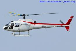 いおりさんが、福岡空港で撮影した西日本空輸 AS350B Ecureuilの航空フォト(写真)