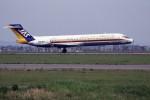 kumagorouさんが、仙台空港で撮影した日本エアシステム MD-87 (DC-9-87)の航空フォト(写真)