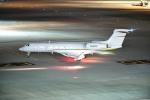 kamerajiijiさんが、羽田空港で撮影したウェルズ・ファーゴ・バンク・ノースウェスト G-V-SP Gulfstream G550の航空フォト(写真)