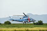 Gambardierさんが、岡南飛行場で撮影した島根県警察 A109E Powerの航空フォト(写真)