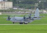 じーく。さんが、嘉手納飛行場で撮影したアメリカ海兵隊 KC-130J Herculesの航空フォト(飛行機 写真・画像)