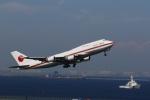 どらいすたーさんが、羽田空港で撮影した航空自衛隊 747-47Cの航空フォト(写真)