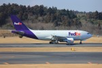 メンチカツさんが、成田国際空港で撮影したフェデックス・エクスプレス A310-324(F)の航空フォト(写真)