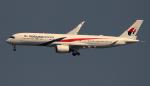 kenko.sさんが、成田国際空港で撮影したマレーシア航空 A350-941XWBの航空フォト(写真)