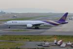 徳兵衛さんが、関西国際空港で撮影したタイ国際航空 777-3AL/ERの航空フォト(写真)