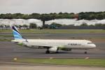 KAZFLYERさんが、成田国際空港で撮影したエアプサン A321-231の航空フォト(写真)