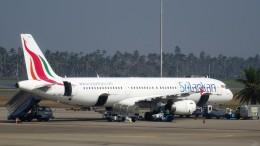 westtowerさんが、バンダラナイケ国際空港で撮影したスリランカ航空 A321-231の航空フォト(飛行機 写真・画像)