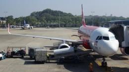 westtowerさんが、バンダラナイケ国際空港で撮影したエアアジア A320-216の航空フォト(飛行機 写真・画像)