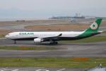 徳兵衛さんが、関西国際空港で撮影したエバー航空 A330-302の航空フォト(写真)