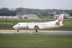 kumagorouさんが、札幌飛行場で撮影した北海道エアシステム 340B/Plusの航空フォト(飛行機 写真・画像)