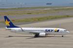 EC5Wさんが、中部国際空港で撮影したスカイマーク 737-8HXの航空フォト(写真)
