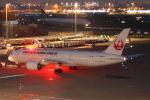 やつはしさんが、羽田空港で撮影した日本航空 787-8 Dreamlinerの航空フォト(写真)