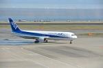 シャークレットさんが、羽田空港で撮影した全日空 767-381/ERの航空フォト(写真)