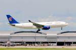 まいけるさんが、スワンナプーム国際空港で撮影したエジプト航空 A330-243の航空フォト(写真)