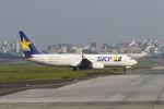 mocohide☆さんが、福岡空港で撮影したスカイマーク 737-8HXの航空フォト(写真)