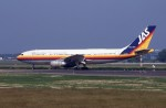 kumagorouさんが、仙台空港で撮影した日本エアシステム A300B2K-3Cの航空フォト(飛行機 写真・画像)