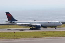 ANA744Foreverさんが、中部国際空港で撮影したデルタ航空 A330-223の航空フォト(飛行機 写真・画像)